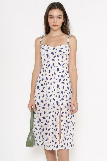 GINA PRINTED DRESS